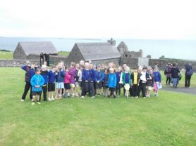 P5/6 Trip to Dunluce Castle