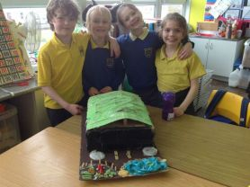 Air Raid Shelters by P4