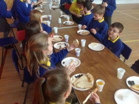 P5's Ancient Egyptian Feast