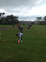 P4 & 5 After Schools Golf Coaching is in the Swing!