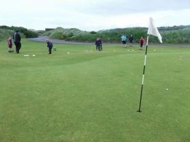 P4 & 5 Golf Day at Royal Portrush