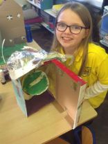 P5 have been creating their dream home!