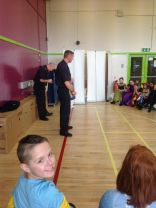 P5 Fire and Beach Safety Training