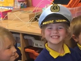 TITANIC TREAT FOR PRIMARY TWO!