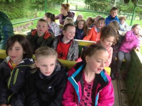 P3 and P4 enjoy Watertop Farm!