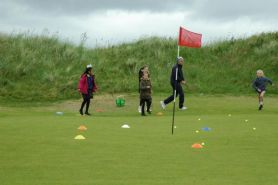 Golf Open Day at Royal Portrush