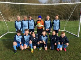 FOOTY- Portrush PS 9 - 0 Mill Strand PS