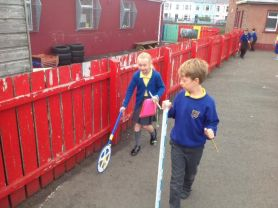P5 Outdoor Learning